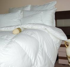 Royal Hotel Collection KING Size 60oz White Goose Down Comforter 500 thread count 750 fill power by sheetsnthings. Save 66 Off!. $199.99. 60oz goose down filling, Hypo-allergenic, Allergy Free. 750 Fill Power with Box stitch construction keeps fill evenly distributed. Sleep in luxurious comfort with this Goose Down comforter King/Cal king size 106X90 inches. Features an extremely soft touch and outstanding durability. Features 100% Egyptian cotton, 500 thread-count cover Sateen ...