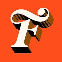 Alec Tear sur Instagram : Funky Friday Feelings ~ #typography #typeface #typedesign #type #logotype #logo #graphicdesign #design #graphic #lettering #customtype…