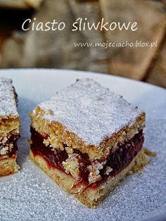 Polish Desserts, Polish Recipes, Polish Food, Baking Recipes, Cake Recipes, Dessert Recipes, Good Food, Yummy Food, Food Cakes