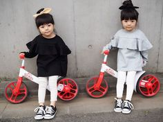 Thanks for sharing that pic with us @yukikuu96 with her super sweet princesses on their #Yvelo Balance Bikes. They are too cute! 😍😍😍 --- yvolution   Balance Bike   Kids toys   Kids scooters   Instagram followers   kids fashion
