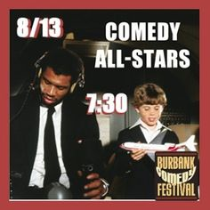 We're bringing some #FunnyBusiness All-Stars for this show. Be sure to get tix at BurbankComedyFestival.com