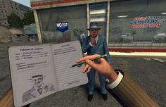 L.A. Noire: The VR Case Files Review  A Virtual Scavenger Hunt