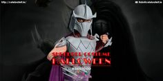 Halloween Countdown - 8 days to go !ie has the best Kids Costumes That Will Make Your Kids Look Set to Scare. Like this awesome Shredder Costume. Costume Halloween, Halloween Kids, Shredder Costume, Best Kids Costumes, Halloween Countdown, 8 Days, Cool Kids, Awesome, Boys