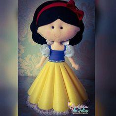 Princesas em Feltro | Aurilene Azevedo | Flickr