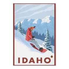 Idaho (no, U-da-ho!!) has been my home for over 10 years, holds a special place in my heart.