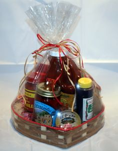 A different and unique Valentineu0027s Day gift idea from NewMexicoChileProducts.com...  Red Hot Lovers Gift Basket  & 10 Best New Mexico Gift Baskets images | Mexico food Gift Basket ...