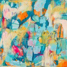 Jennifer Mercede ORIGINAL 20x20in 'medicinal' by jennifermercede, $450.00