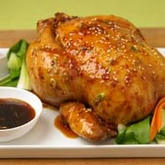Simmered Chinese Chicken