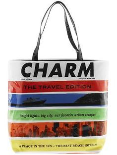 I LOVE and OWN THIS BAG!!!! Kate Spade New York Charm The Travel Edition Bag--#BeachReady!