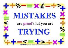 """algebra"" image | Math Motivation Classroom Posters – Made 4 Math"