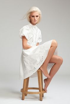 Alice by Temperly - SS 2014   Lucy Shirt Dress/ temperlylondon.com