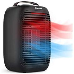 Slaouwo Space Heater 1000w Portable Electrical Space Heater With Built In Timer Tip Over Overheat Protection 3 Adjustable Modes For Indoor Of With Images Heater Room Heater
