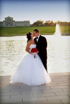 wedding photos at forest park stl - Google Search