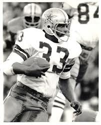 Duane Thomas,From 1970 NFC divisional playoff game where Cowboys won 5-0
