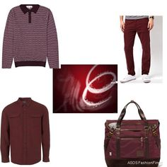 Burgundy forever | Women's Outfit | ASOS Fashion Finder