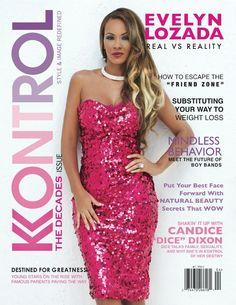 Evelyn Lozada Pink Seqiuned Strapless Dress