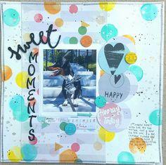 Sweet Moments - Scrapbook.com