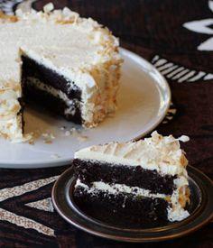 Fijian Chocolate Cake (makes a great birthday cake)