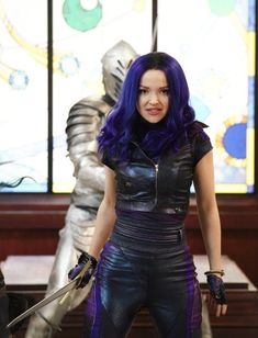 First look at Disney's Descendants 3 as Mal and the gang battle to save Auradon Disney releases first look at Descendants 3 trailer ahead of battle to save Auradon The Descendants, Dove Cameron Descendants, Descendants Pictures, Cameron Boyce, Cheyenne Jackson, American Girl, American Horror Story, Disney Musical, Disney Xd