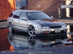Image detail for -Is a 1994 accord wagon worth it - Forums Honda Accord Wagon, Honda Accord Coupe, Honda Accord Lx, Auras, My Dream Car, Dream Cars, Cool Rvs, Honda Cars, Honda Odyssey