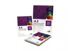Cartolina A4 e A3