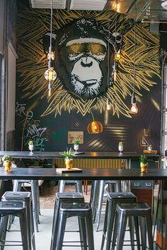 New urban winery Infinite Monkey Theorem opened in Austin in November.