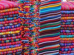 Tissus du Chiapas, Mexique