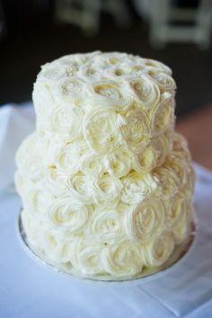Google Image Result for http://2.bp.blogspot.com/-gxMOTL1LP88/T2EPr-8c3RI/AAAAAAAAEyw/ZdNXYQ7psJY/s1600/Pretty-White-Rosette-Floral-Wedding-Cake-300x451.jpg
