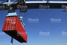 Доставка для контейнеров Стоковые фото Стоковая фотография
