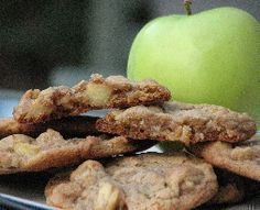 hCG Diet Recipes - hCG Diet Apple Cookies