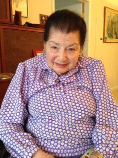 Cardiologist Doris Wolf Escher, 95, helped develop cardiac catheterization.  She did not fully retire until she was 89.