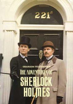 Sherlock Holmes with Jeremy Brett