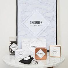 Georges kwam in stijl op de wereld! Welkom, kleintje! #Geboortekaartje #doopsuiker #Alveringem #fabriekmagnifiek