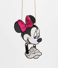 Be the life of the party with this whimsical Minnie Mouse Crossbody, featuring lots of sparkle and dangling arms that move! Tyler Spangler, Daisy Duck, Disney Merchandise, Disneybound, Minnie Mouse, Whimsical, Disney Characters, Party, Sanrio