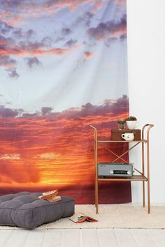 Sunset Tapestry #urbanoutfitters