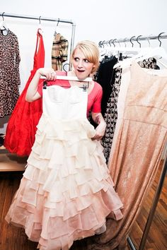 KINKY BOOTS' Annaleigh Ashford searches for her Tony gown