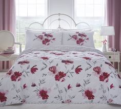 Bedding Decorative Quilts & Bedspreads Flower Design Bedspread Comforter Quilted Throw Fits Double Bed Size 195 X 229cm Delicious In Taste