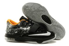 buy popular b995d df82f Buy Nike KD 7 For Sale Custom Black Gray Authentic from Reliable Nike KD 7  For Sale Custom Black Gray Authentic suppliers.Find Quality Nike KD 7 For  Sale ...