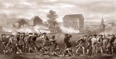 Minutemen were Patriots that fought to represent the Americans. They were like militia, being sivillians. But a third of the militia were Minutemen and the difference between the two were that Minutemen could be ready to fight in a minute's warning.