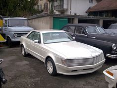 C126 as Sbarro Shahin 6.9 - Forum - Mercedes fans - The magazine for Mercedes-Benz enthusiasts