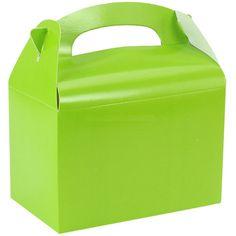 Kiwi Green Party Boxes