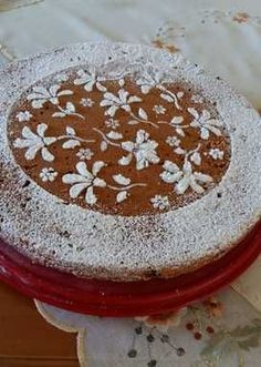 Φανουρόπιτα της Βέφας Αλεξιάδου Greek Sweets, Greek Desserts, Greek Recipes, Vegan Recipes, Cooking Recipes, Sweets Recipes, Cake Recipes, Sweets Cake, Arabic Food