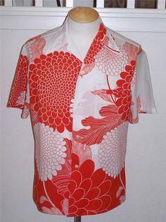 """Waikiki-Wear By: Mildreds Of Hawaii"" label, polyester"