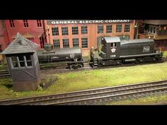 O scale switching layout MTH switcher Model Train Layouts, Model Trains, House, Home, Homes, Houses
