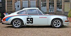 1973 Mexico Porsche 2.8 Carrera RSR