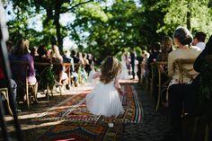 Rowan & Caitlin's wedding at Nooitgedacht Estate, Stellenbosch. Captured by YeahYeah Photography. Girls Dresses, Flower Girl Dresses, Rowan, Wedding Dresses, Garden, Flowers, Photography, Fashion, Dresses Of Girls