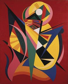 The World In Their Art — colin-vian: Auguste Herbin 1941 Cubist Art, Abstract Art, Auguste Herbin, Acrylic Art, Geometric Art, Painting & Drawing, Graphic Art, Pop Art, Contemporary Art