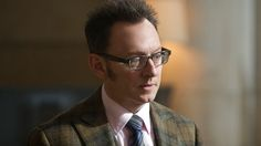 """""""Harold Finch's storyline involves a character who is, in fact, no longer on the show,"""" says Gary Jones, costume designer for """"Person of Interest."""" """"And so at one point, he had adopted this dapper and vested look in honor of the love of his life."""""""
