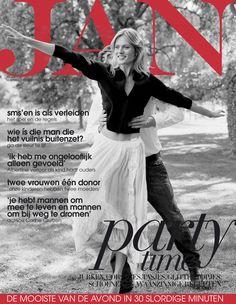 Cover JAN Magazine 3-2005
