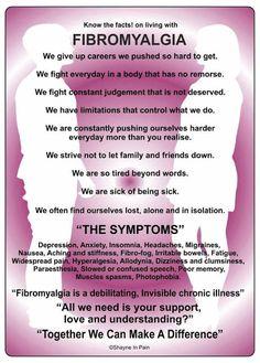 Fibromyalgia Struggles: Living with Fibromyalgia
